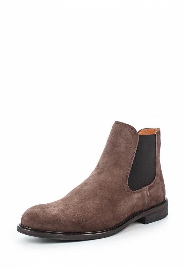 Купить Ботинки Selected Homme, SE392AMAFUF1, коричневый, Весна-лето 2018