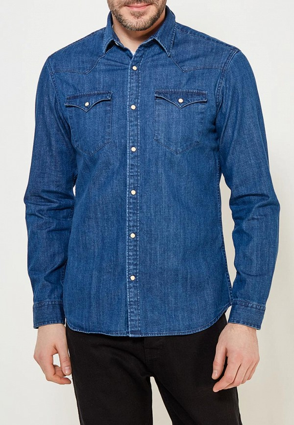 Рубашка джинсовая Selected Homme Selected Homme SE392EMAFUJ6