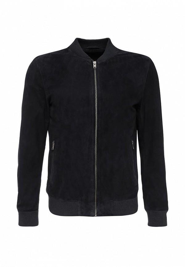 Кожаная куртка Selected Homme 16051609