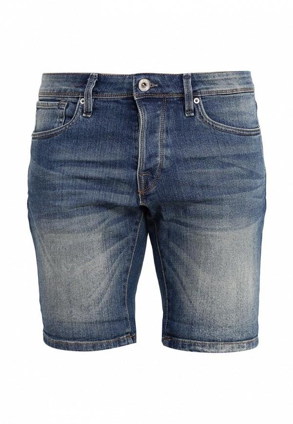 Шорты джинсовые Selected Homme 16054038