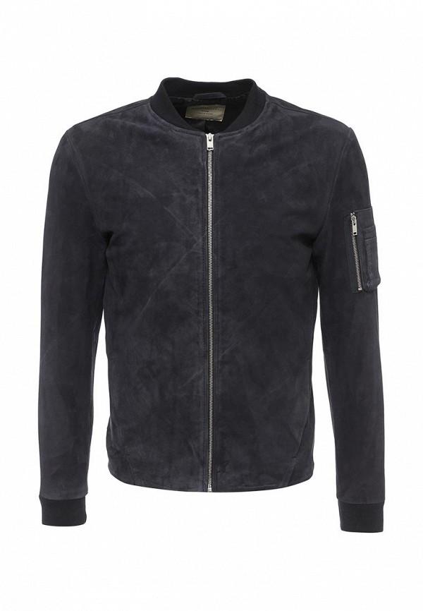 Куртка кожаная Selected Homme 16055116