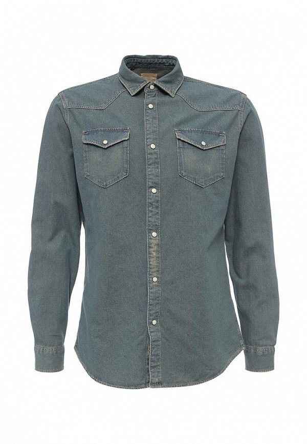 Рубашка джинсовая Selected Homme Selected Homme SE392EMPAM58 selected homme куртка