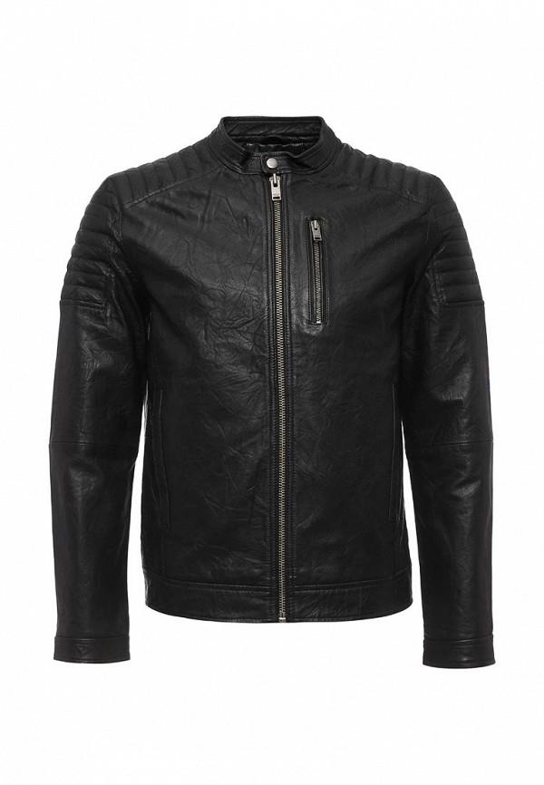 Кожаная куртка Selected Homme 16056391