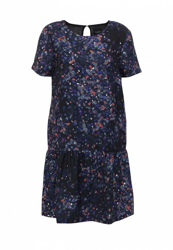 Платье-миди Selected Femme 16051734