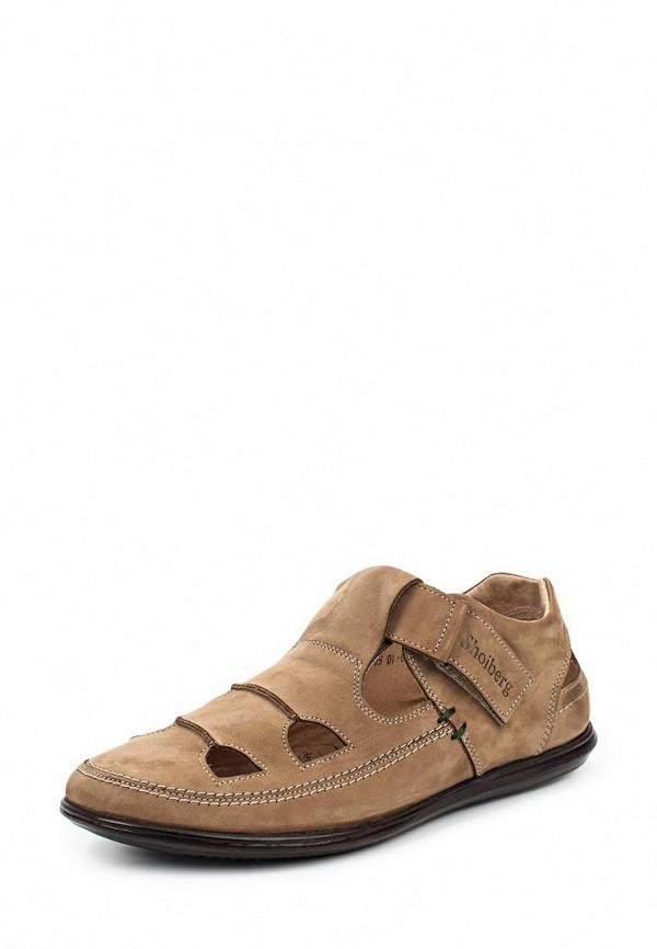 Сандалии Shoiberg Shoiberg SH003AMSJX27 shoiberg обувь кто производитель страна
