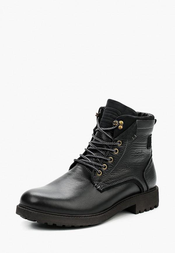 Фото - Ботинки Shoiberg черного цвета