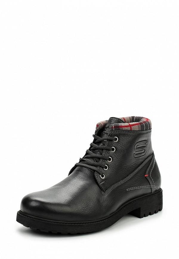 купить Ботинки Shoiberg Shoiberg SH003AMWKE65 дешево