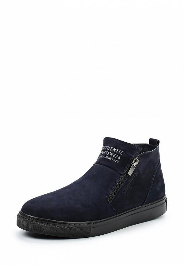 Ботинки Shoiberg Shoiberg SH003AMWKE71 обувь shoiberg