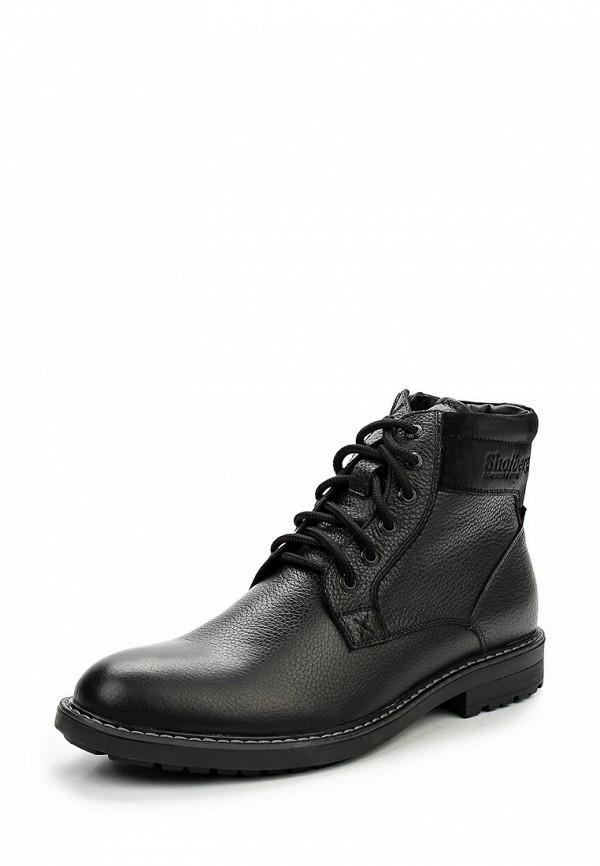 купить Ботинки Shoiberg Shoiberg SH003AMWKE73 дешево