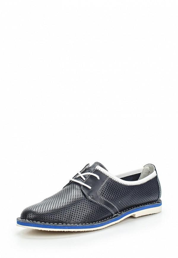 Туфли на плоской подошве Shoiberg 487-39-03-16