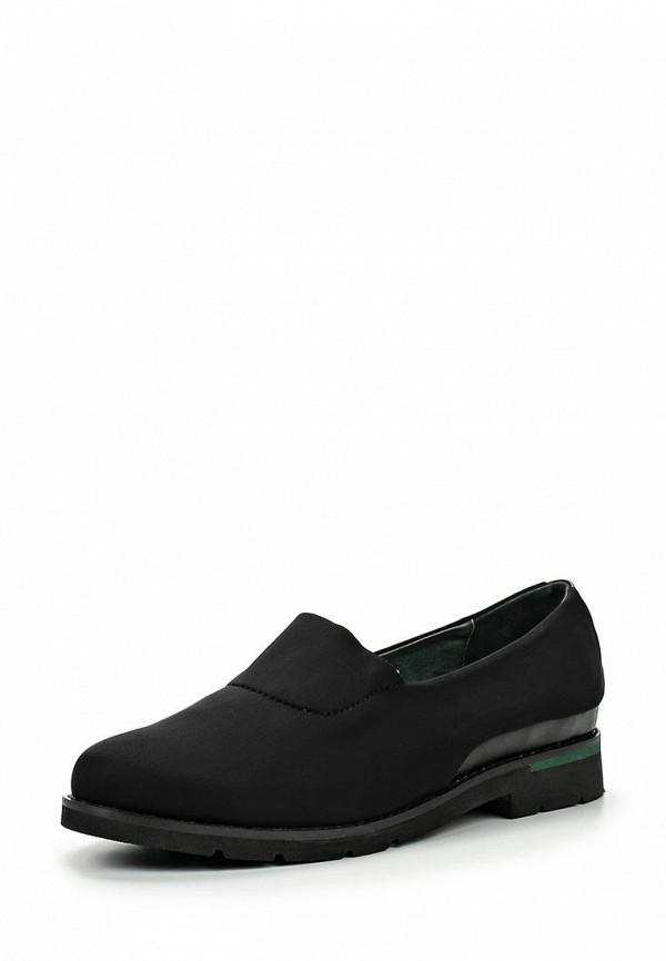 Туфли на плоской подошве Shoiberg 487-49-09-01