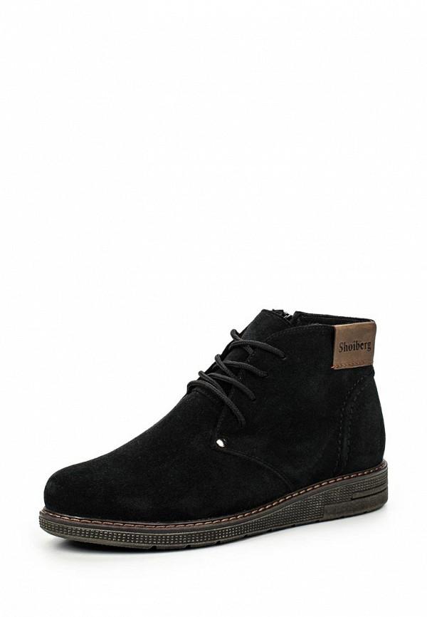 Ботинки Shoiberg Shoiberg SH003AWLEJ40 ботинки shoiberg ботинки челси