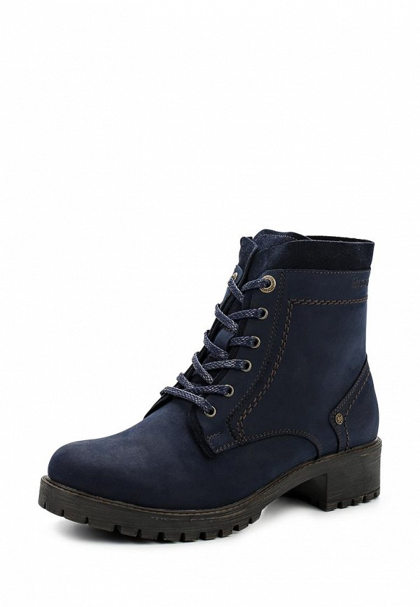 где купить Ботинки Shoiberg Shoiberg SH003AWWKG33 по лучшей цене