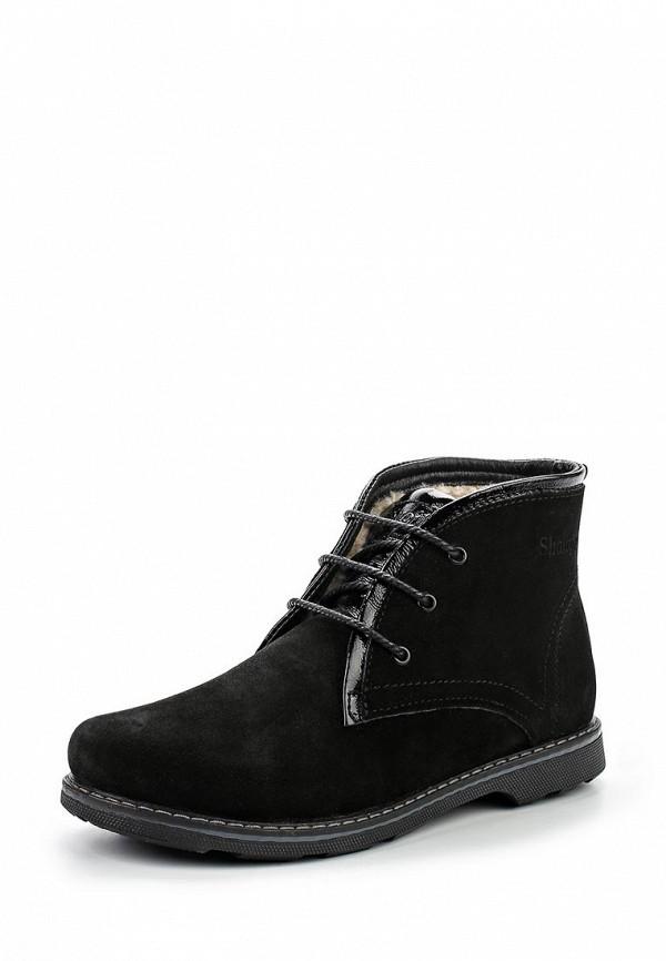 Ботинки Shoiberg Shoiberg SH003AWWKG34 обувь shoiberg