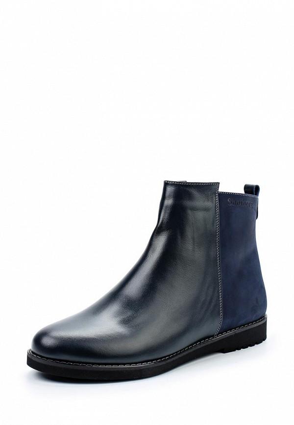 Ботинки Shoiberg Shoiberg SH003AWWKG38 обувь shoiberg