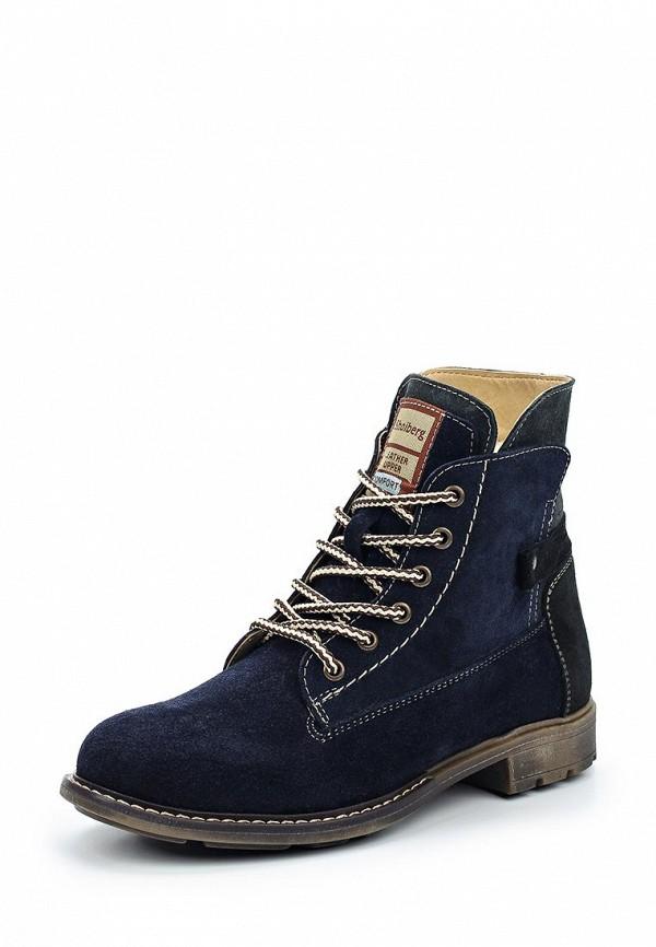 Ботинки Shoiberg Shoiberg SH003AWWKG50 обувь shoiberg