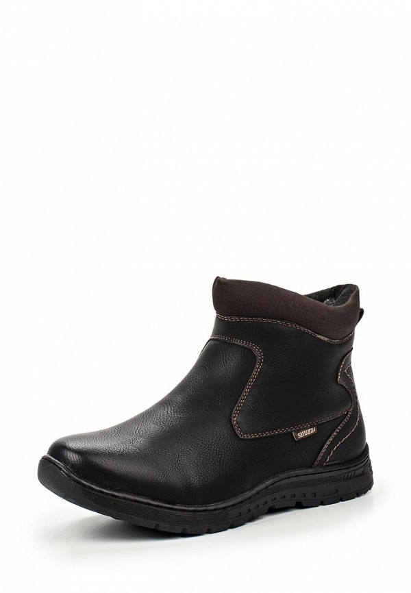 Ботинки для мальчиков Shuzzi 11191800