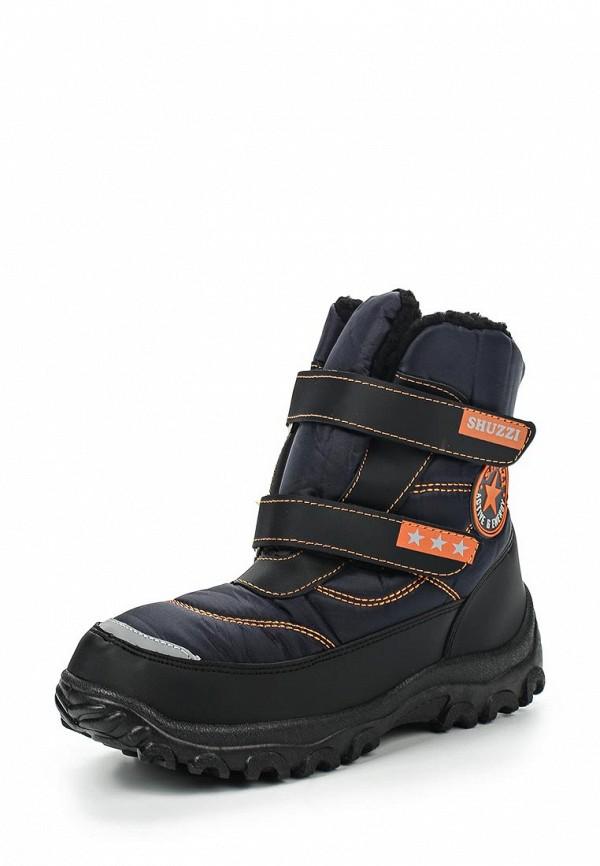 Ботинки для мальчиков Shuzzi 5166127