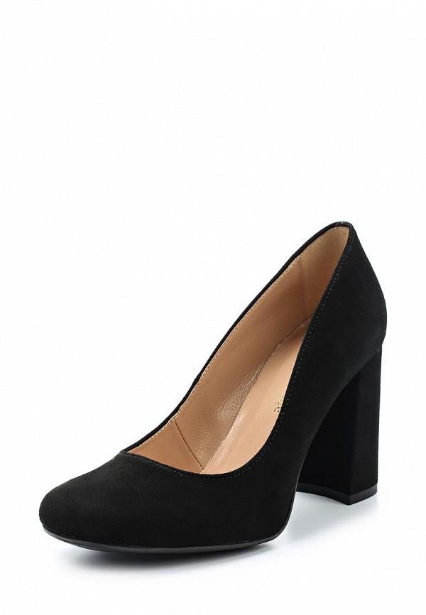 Купить Туфли Shoobootique, SH017AWAJMP6, черный, Весна-лето 2018