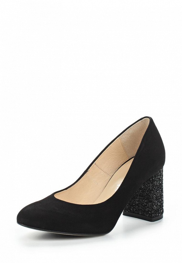 Купить Туфли Shoobootique, SH017AWAJMQ7, черный, Весна-лето 2018
