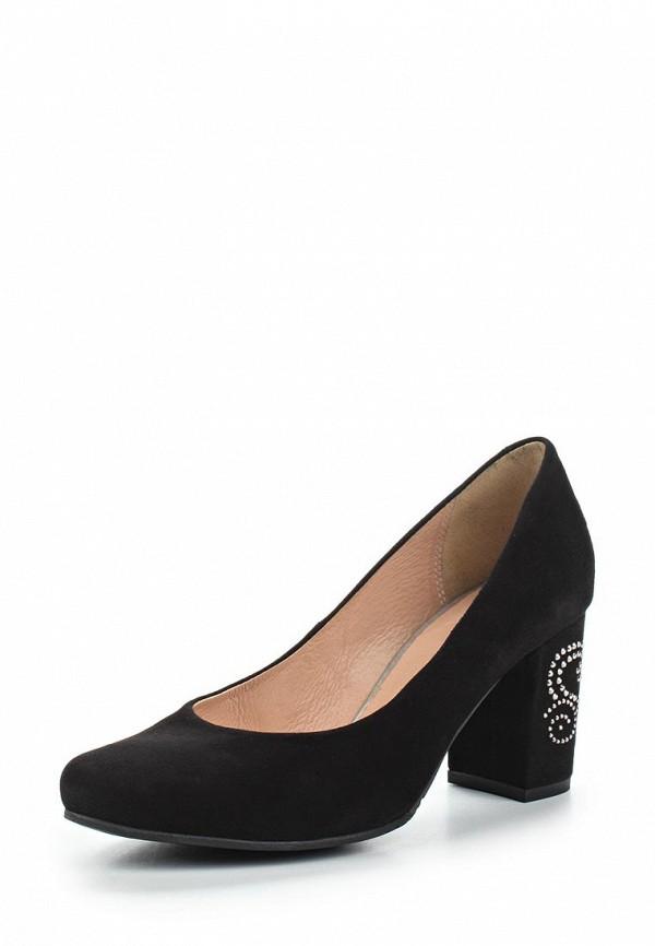 Купить Туфли Shoobootique, SH017AWAJMR3, черный, Весна-лето 2018