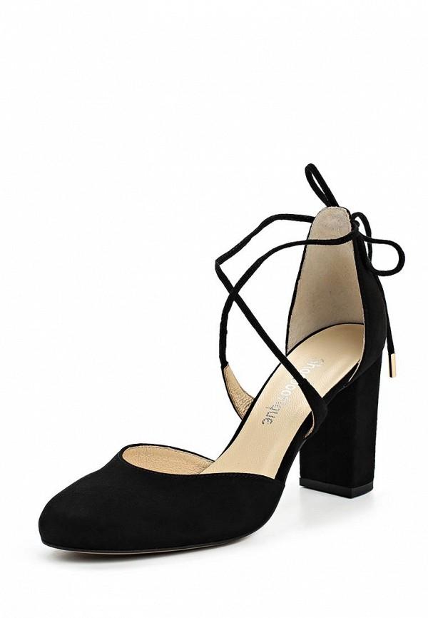 Купить Туфли Shoobootique, SH017AWAMOY5, черный, Весна-лето 2018