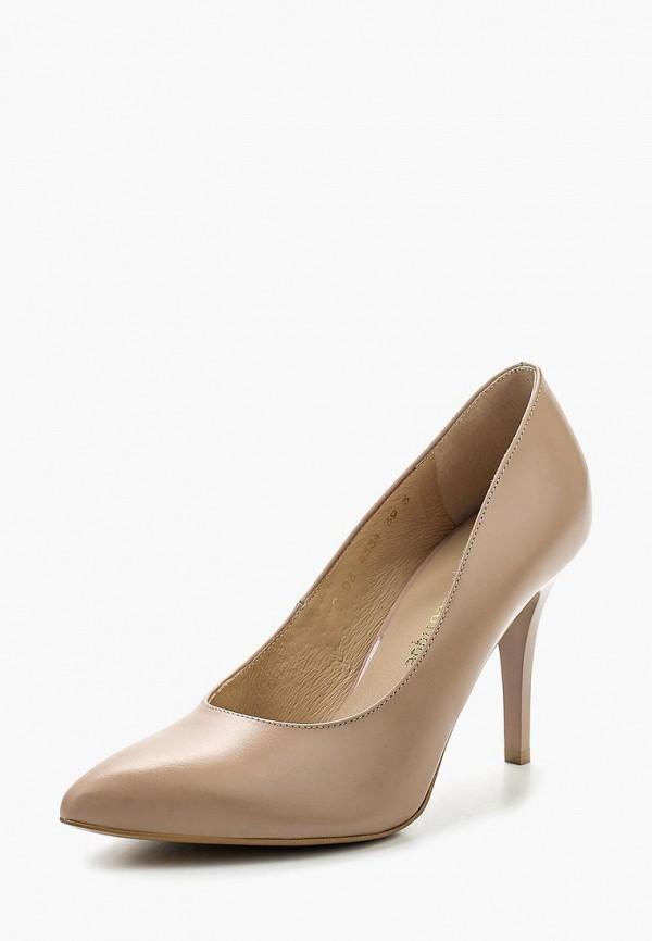 Купить Туфли Shoobootique, SH017AWQSL35, бежевый, Весна-лето 2018