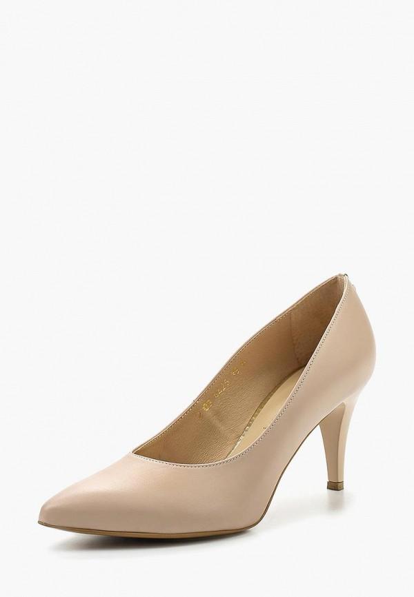 Купить Туфли Shoobootique, SH017AWQSL43, бежевый, Весна-лето 2018