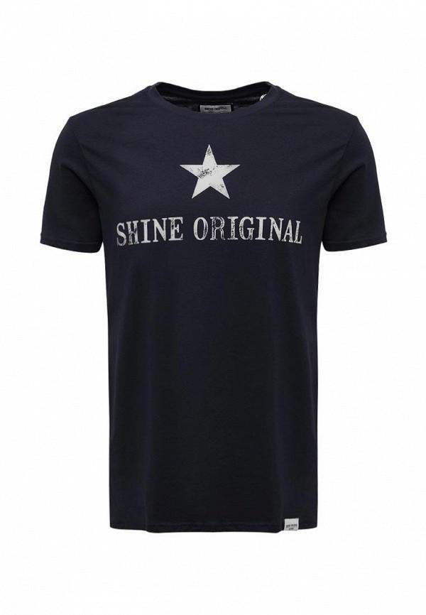 цена  Футболка Shine Original Shine Original SH980EMWGF26  онлайн в 2017 году