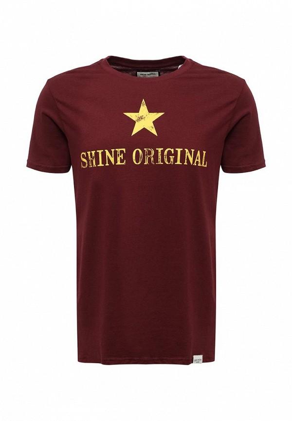 цена Футболка Shine Original Shine Original SH980EMWGF27 онлайн в 2017 году