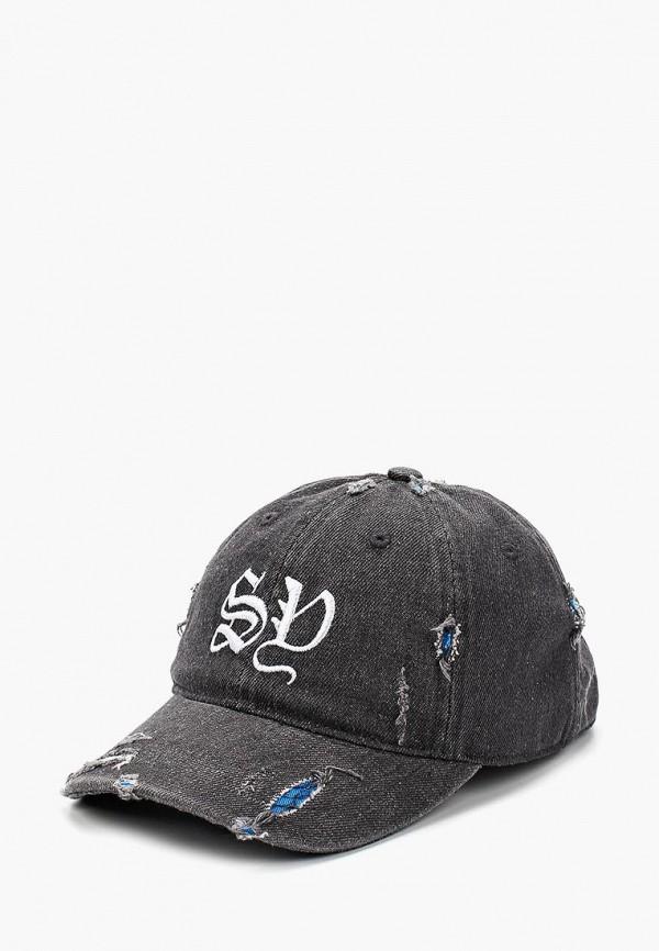 Бейсболка Sisley Sisley SI007CBAFIM2
