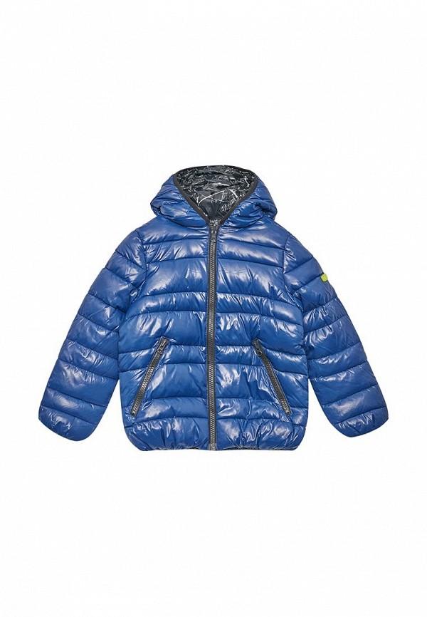 Куртка утепленная Sisley Sisley SI007EBWLL38 лонгслив sisley sisley si007egwll55
