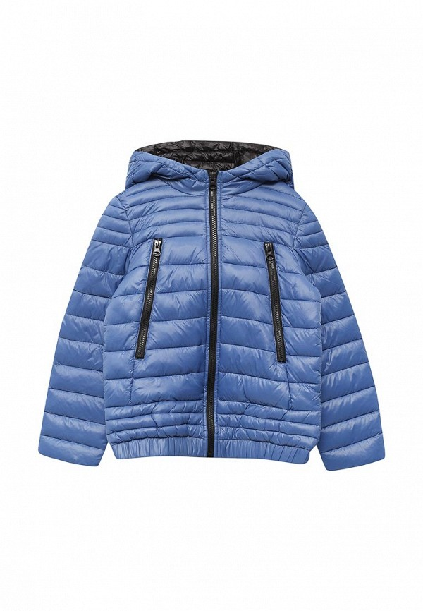 Куртка утепленная Sisley Sisley SI007EBWLL44 лонгслив sisley sisley si007egwll55