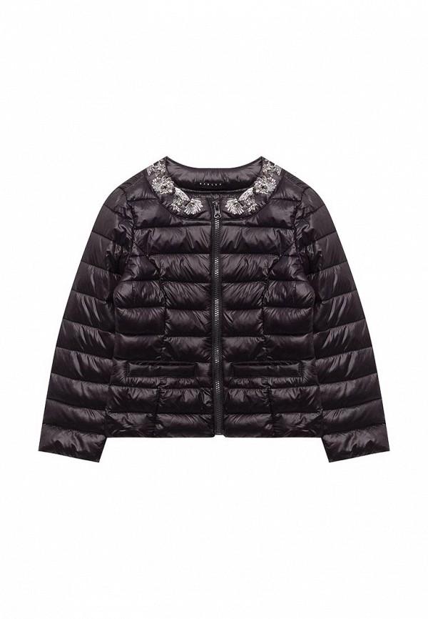 Куртка утепленная Sisley Sisley SI007EGACFB9 свитшот sisley sisley si007egwll95