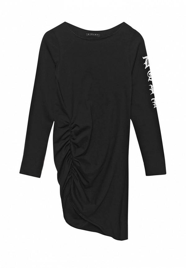 Купить Платье Sisley, SI007EGACFD1, черный, Весна-лето 2018