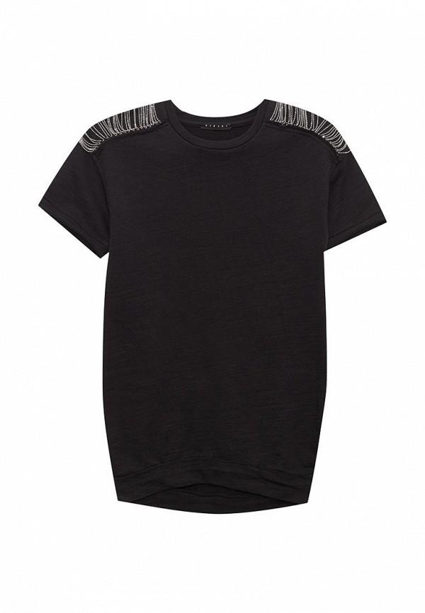 Купить Платье Sisley, SI007EGACFD8, черный, Весна-лето 2018