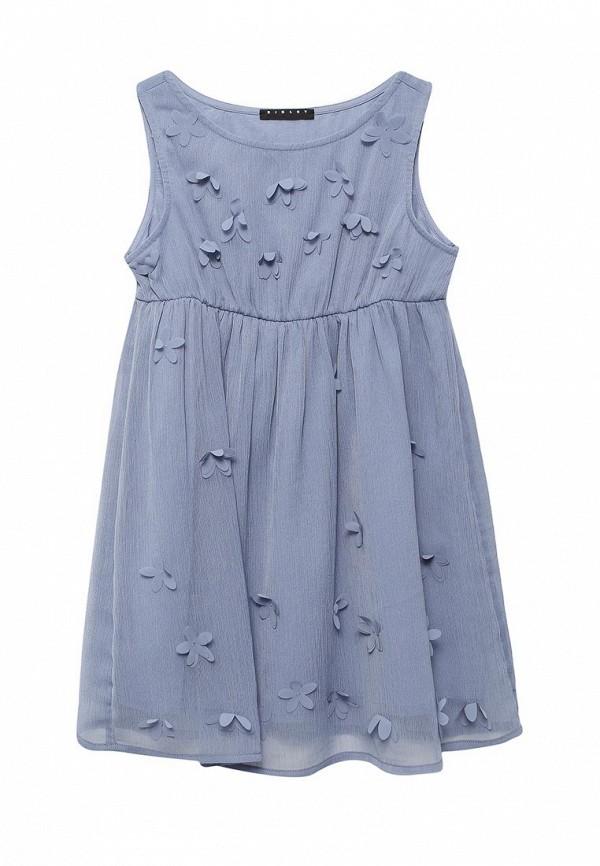 Купить Платье Sisley, SI007EGACFS9, голубой, Весна-лето 2018