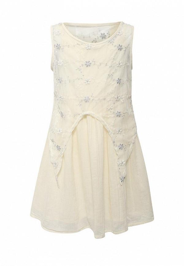 Нарядное платье Sisley (Сислей) 4TR05V1F2