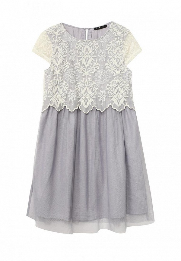 Нарядное платье Sisley (Сислей) 4BJD5V2J2