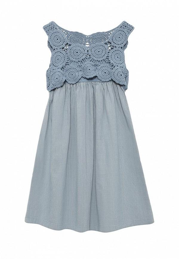Повседневное платье Sisley (Сислей) 4BH65V2P2