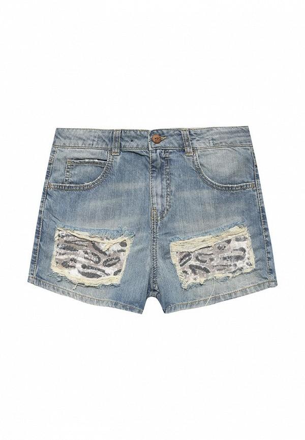 Шорты джинсовые Sisley Sisley SI007EGPGJ94 босоножки sisley sisley si007awqdi32
