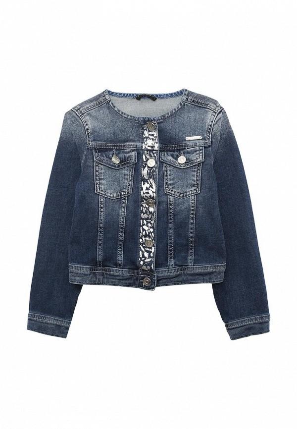 Куртка джинсовая Sisley Sisley SI007EGSIC26 лонгслив sisley sisley si007ewwlr61