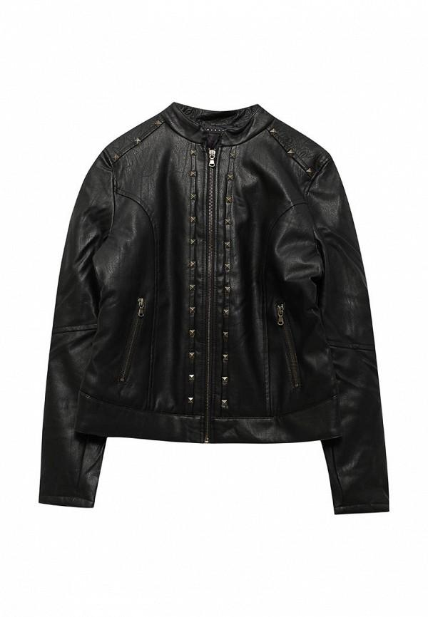 Куртка кожаная Sisley Sisley SI007EGWLL43 лонгслив sisley sisley si007egwll55