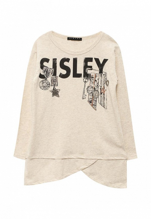 Туника Sisley Sisley SI007EGWLL70 лонгслив sisley sisley si007egwll55