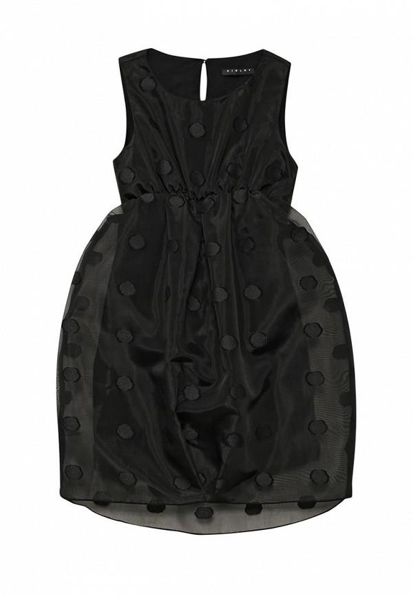 Платье Sisley Sisley SI007EGWLM14 лонгслив sisley sisley si007egwll55