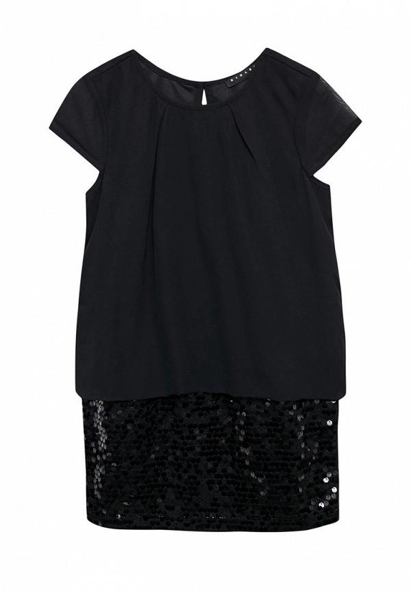 Платье Sisley Sisley SI007EGWLM16 лонгслив sisley sisley si007egwll55