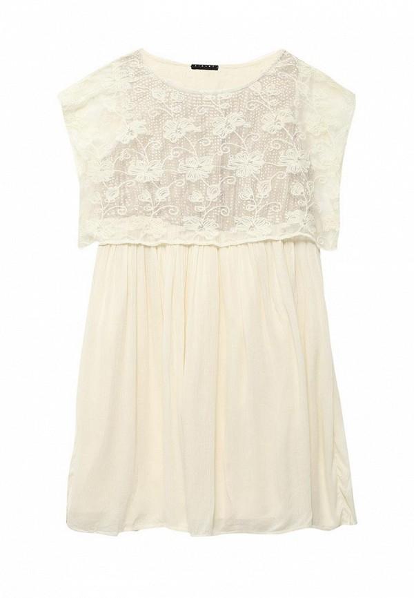 Платье Sisley Sisley SI007EGWLM18 лонгслив sisley sisley si007egwll55