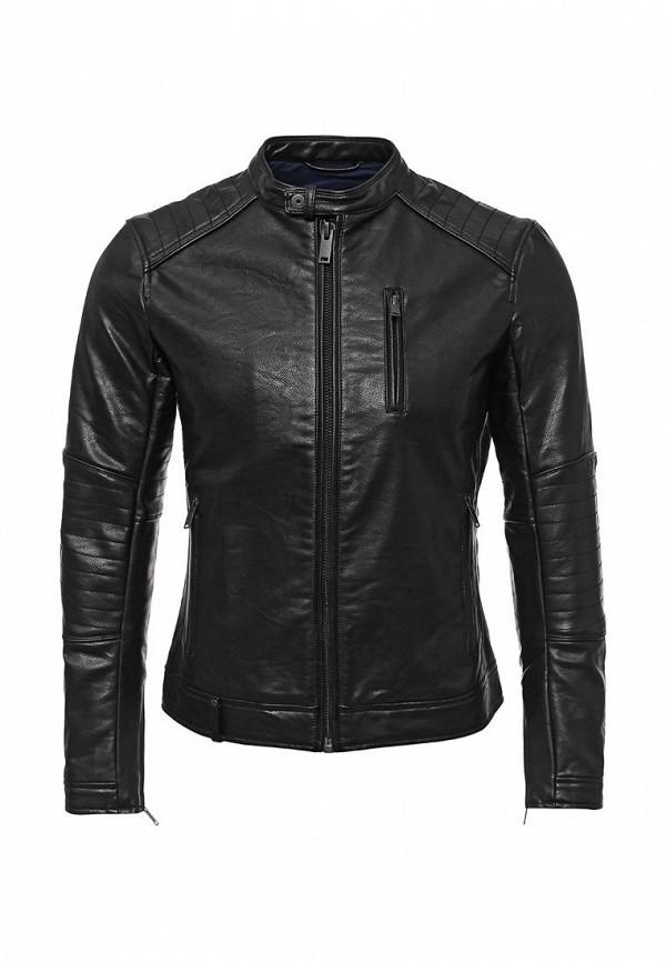 Кожаная куртка Sisley (Сислей) 2SD2531I9