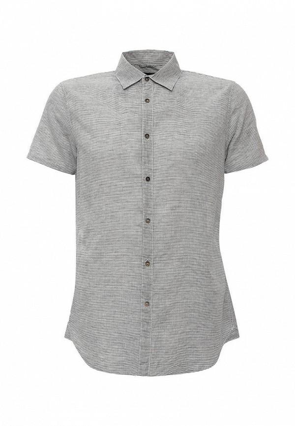 Рубашка с коротким рукавом Sisley (Сислей) 5AUK5Q879