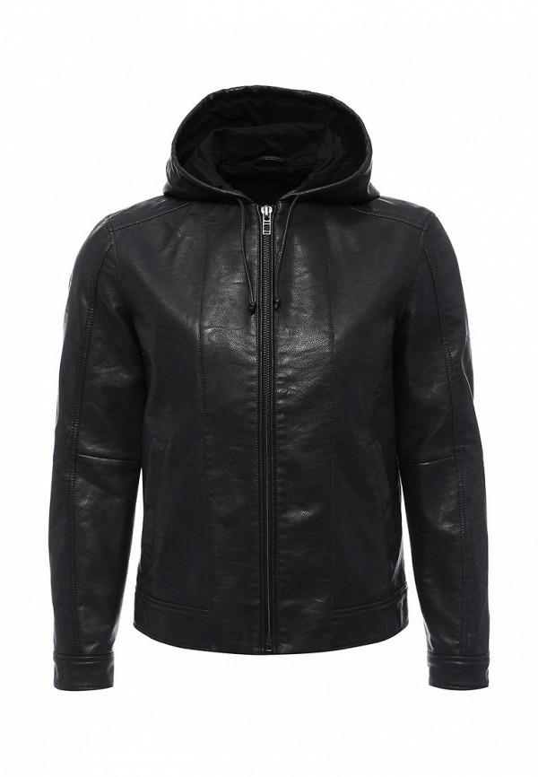 Кожаная куртка Sisley 2SD2537D9